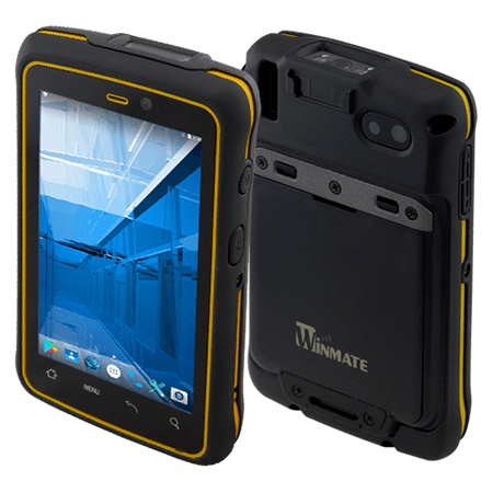 E430 Series Rugged Handheld Computer